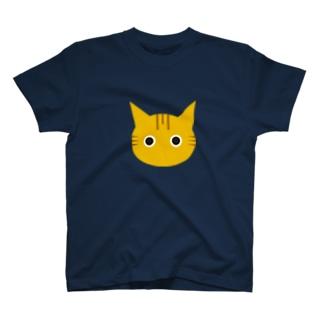 茶トラ T-shirts