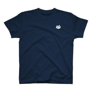 白猫ロロちゃん T-shirts