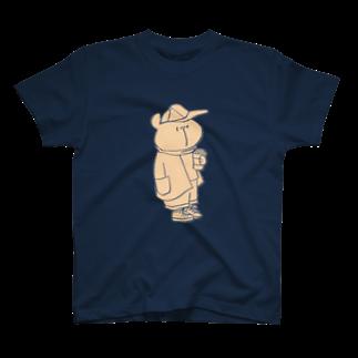 shirokumasaanの待ち合わせ T-shirts