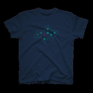 hirnの正八面体 T-shirts
