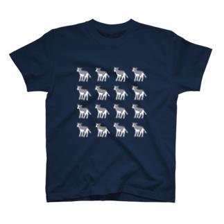 こうしがいっぱい T-shirts