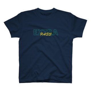 GREEN & YELLOW LOGO T-shirts