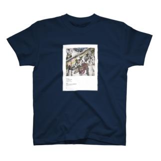 『ミドウ北口19:30』図録 T-shirts