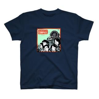 コンパス~ヴァイナルエディション~ T-shirts