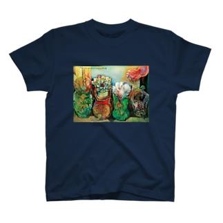 ひよこ書店 ☆ SEIKO Goods Shop from NASUのSEIKOさん新着 T-shirts