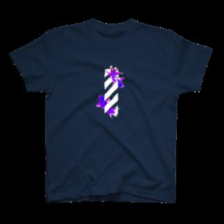 Egyptian Triangleの金魚っ T-shirts