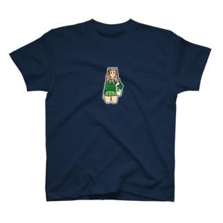 F組の桐島は見つめていた T-shirts