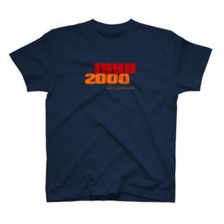 1999❤︎2000どんぎばしっ T-shirts