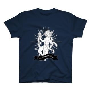 【除災】メデューサ【平癒】 T-shirts
