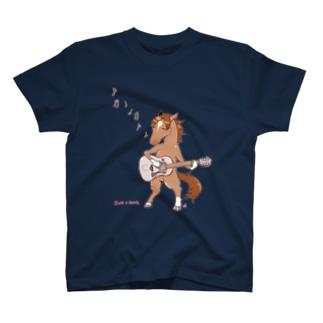 SWのアコギ馬 T-Shirt