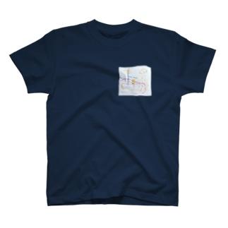 そばかすと口紅 T-shirts