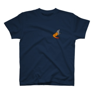 アシカフライ T-shirts