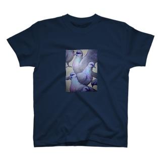 caution(警戒) T-shirts