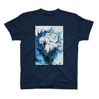 コズミックキャット T-shirts