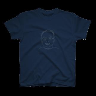 eno miyuのとおちゃん T-shirts