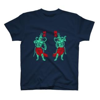 金剛力士 T-shirts