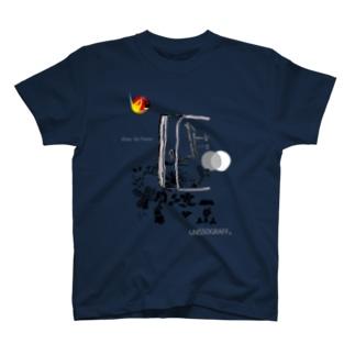 墨水forカンボジア T-shirts