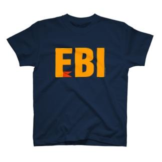 エビフライ捜査官OFFICIALグッズ T-shirts