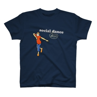 social distance2020 T-shirts