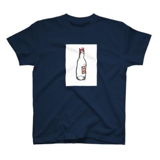 空き瓶 T-shirts
