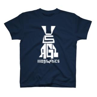 USAGI / 兎 T-shirts