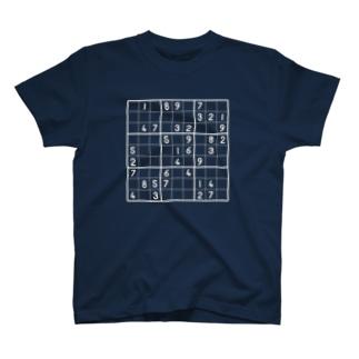 ナンバープレイス T-shirts