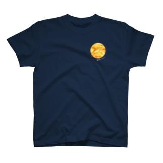 金星 (黒地用) T-shirts