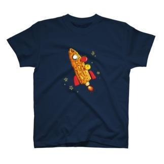 とうもろこしロケット! T-shirts