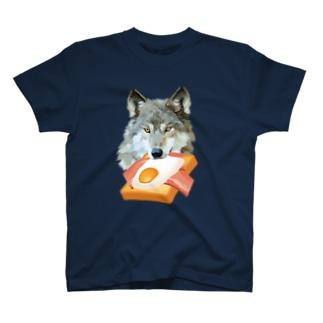 wolf&eggtoast T-Shirt