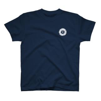 ライオン(白) T-shirts