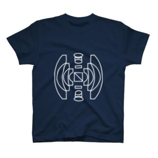 360度カメラ T-shirts