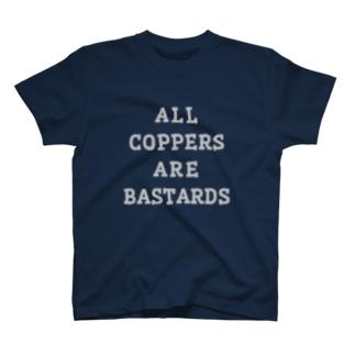 オールコッパーズアーバスターズ T-shirts
