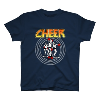 KISS CHEER キッスチア T-shirts