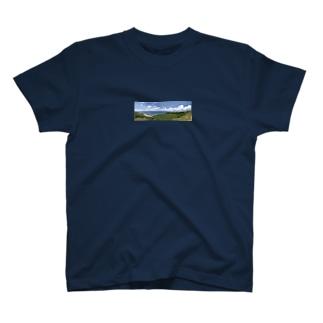 与那国島 東崎 T-shirts
