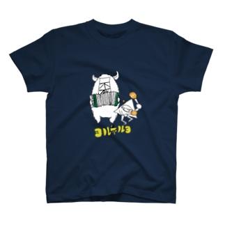 ヨルネルヨ T-shirts