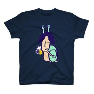 ビールの妖精 T-shirts