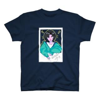 舌ピな私が好き? T-shirts