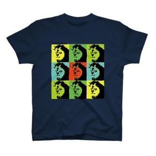 らいおんず T-shirts