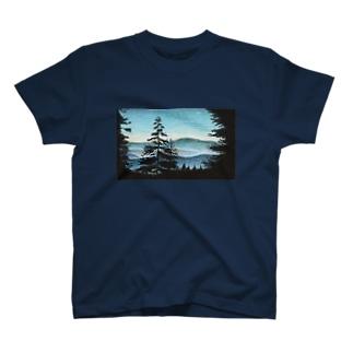 山鳴り T-shirts