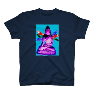 granfa indian Butta T-shirts