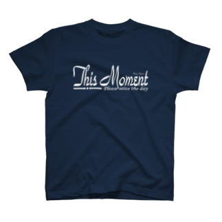 This Moment(WHITE) T-shirts