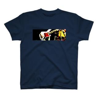 ヤマザキモデル ♪ T-shirts