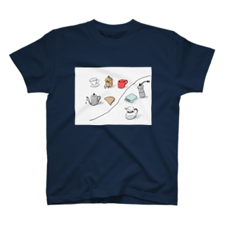 coffee items T-shirts