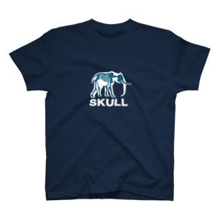 SUKLL(マンモス)  T-shirts
