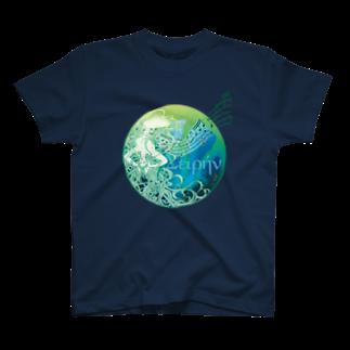 MelangeのSeirēn T-shirts