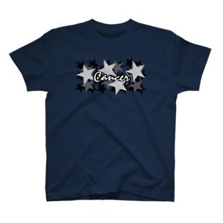 Cancer/かに座 T-shirts