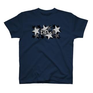 てんびん座/12星座 T-shirts