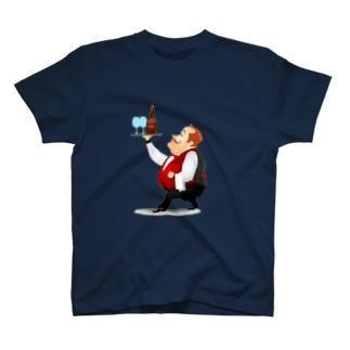 バーテンダー T-shirts