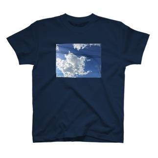 あらしのあと T-shirts