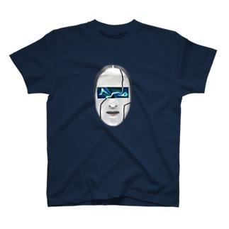 ネオ能面T T-shirts